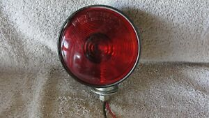 Vintage Peterson 410 15 Turn Stop Signal Truck Trailor Lights