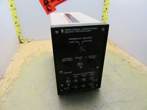 Sound Technology 1100a Signal Conditioner 4 p 29