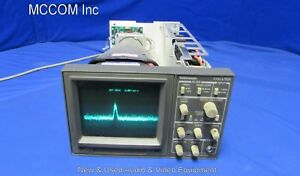 Tektronix 1705a Spectrum Analyzer
