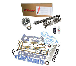 Stage 2 Hyd Camshaft Install Kit For 1968 1982 Ford 5 0l 302 448 472 Lift