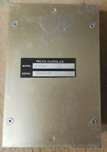 Clean Pelco Git100 Ground Loop Isolation passes Dc To Over 200mhz cctv Video