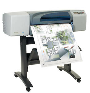 Hp Designjet 500 42 in Roll Printer