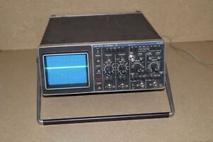 Philips Pm 3214 0 25 Mhz Dual Channel Analog Oscilloscope