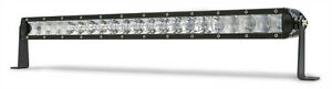 Orworks 30 Single Row Led Light Bar 120 Watts 60 Leds Cree Off Road