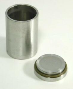Stainless Steel Mixer mill Grinding Vial Jar 65ml