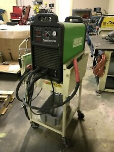 Powerplasma 100 Pilot Arc 100amp Cnc Plasma Cutter By Everlast W Ipt 100 Torch