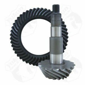 Yukon Ring And Pinion Set For 08 And Up Nissan M226 Rear 4 56 Ratio Yukon Gear