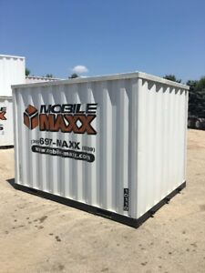 8x10 Steel Storage Shipping Container