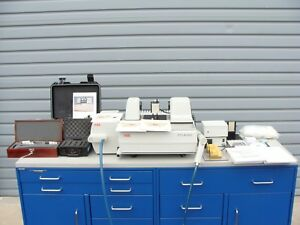 Abb Thermo Scientific Ftla2000 160 Ft ir Nir Spectrometer Acc101 Acc102
