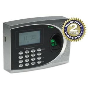Acroprint Proximity Biometric And Attendance System Automated acp010250000