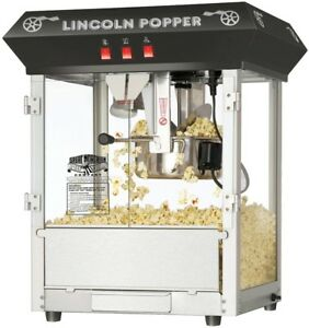 Great Northern Popcorn Machine Popper Kettle Stainless Steel Measuring Cup Party