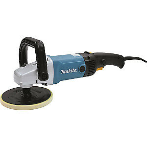 Makita 9227c 7 Hook And Loop Electric Polisher Brand New