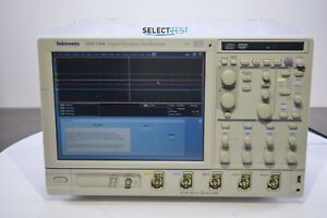 Tektronix Dpo7104 1 Ghz 4 Channel Digital Phosphor Oscilloscope With Mtm Option