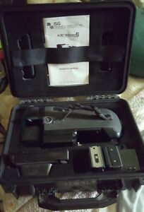 Thermal Imaging Camera K 90 Talisman Isg Firefighting Search Rescue Great Cond