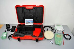Leica Gps System 1200 Data Collector Rx1210t Gx1230 Ax1202 Smart Rover Station