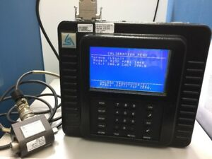 Rs Technologies 960 Torque Data Recorder With Transducer Case Extras