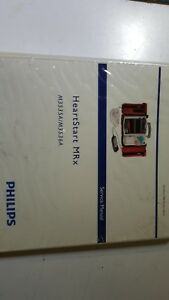 Philips Heartstart Mrx M3535a m3536a Service Manual