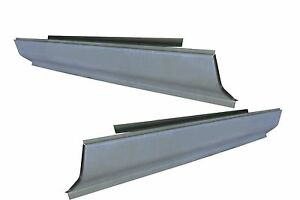1972 1993 Dodge Pickup Rocker Panel Pair