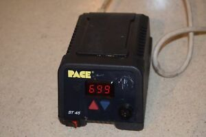 Pace Soldering Station St 45 St45 qp