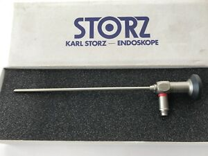 Storz 4mm 30 Wide Angle Autoclavable Sinus Ent Scope 28731bwa New Body Model