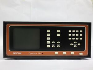 Inficon Quadrex Ppc Gas Analyzer Controller 017 450 g1