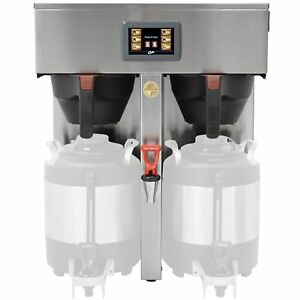 Curtis G4 Thermopro Twin 2 Gallon Coffee Brewer G4tp1t10a3100 220v