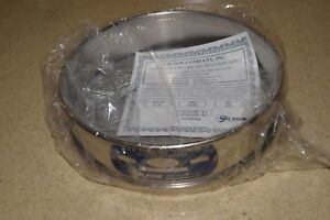 Gilson Usa Standard Test Sieve Inches 0 0197 Metric 500 Um No 35 New 7
