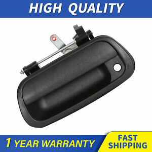 For Toyota Tundra 2000 2006 2005 Tailgate Handle Black Textured Pickup Truck New Fits 2002 Toyota Tundra