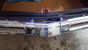 1968 1969 Buick Riviera Center Trunk Filler Piece