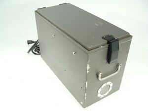 Ramsey Electronics Ste2950 Rf Shielded Test Enclosure Emi Chamber Top Load