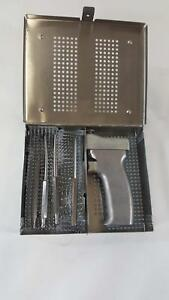 Microaire Carpal Tunnel Release System 81014 81017