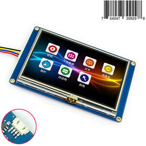 4 3 Nextion Hmi Tft Lcd Display Module For Raspberry Pi 2 A B