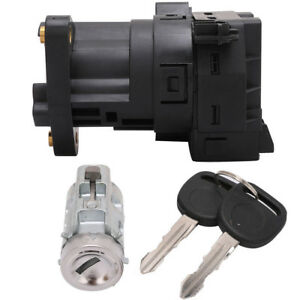 Ignition Lock Cylinder Switch Key For Chevy Classic Impala 22599340 12458191