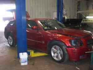 Passenger Front Seat Bucket Leather Electric Fits 05 07 Magnum 608516