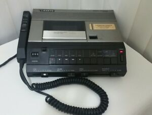 Sanyo Trc 9100 Memoscriber Transcriber