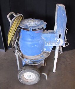 Graco Model Eh433gt Eh 433 Gt Airless Paint Sprayer 2083