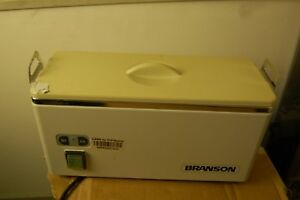 Branson B300 Ultrasonic Cleaner Waterbath Water Bath Sonic 115 Dental