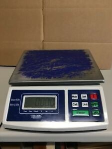 Global Electric Counting Scale
