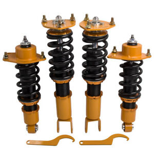 Coilovers Kit For Mazda Rx 8 2004 2011 Struts Coil Over Shocks Adjustable Height