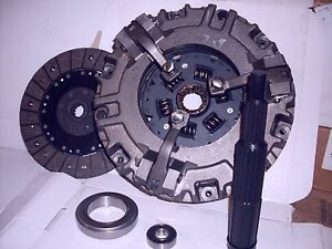 John Deere 950 1050 870 970 1070 Dual Stage Tractor Clutch W Woven Disc Ch18376