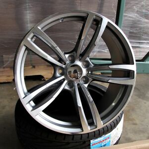 M3 M4 Style 19x8 5 9 5 Gmf Wheels Set Of 4 Fit Bmw F30 328i 335i 340i