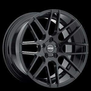 Mrr Gf7 19x9 5 10 5 5x114 3 Et22 22 Gloss Black Wheels Fit Ford Mustang 1994 04