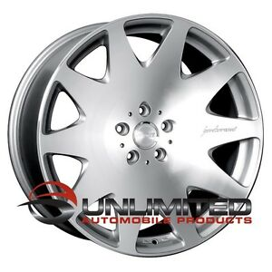 Mrr Hr3 19x8 5 9 5 5x114 3 Et35 40 Silver Wheels Rims Fit Ford Mustang 2005