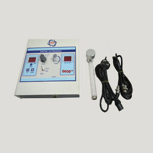 Prof Mini Ultrasound Therapy Unit Pain Relief Physiotherapy Electrotherapy 3rt4u