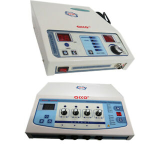 Portable Electrical Stimulator Physiotherapy ultrasound Therapy Electrotherapy