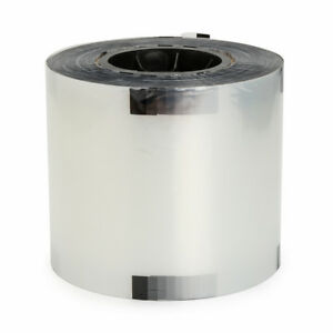 Clear Cup Seal Film Roll 1900 Cups 95mm For Cup Seal Ring Machine Bubble Milk