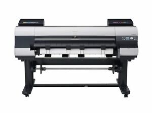 Canon Imageprograf Ipf8000s 44 Large Format Printer