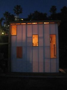 Mini Home Affordable Modern Prefab Tiny Home Free Installation