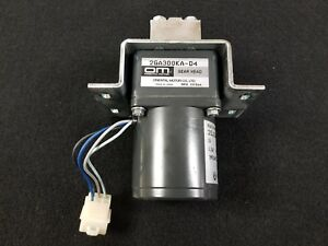 Gendex Gx pan Panoramic X ray Overhead Rotation Motor
