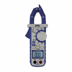 Uei Utl261 600v Universal Trade Line Digital Clamp Multimeter